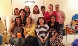 csMOMs Bunco December 2014