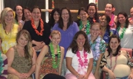 csMOMs January Bunco 2015