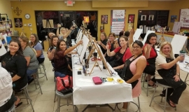 Moms Night Out - Paint Night