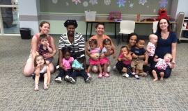 Library Storytime 2015
