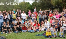 Breakfast in the Park 2015