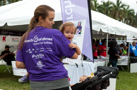 March of Dimes 2014