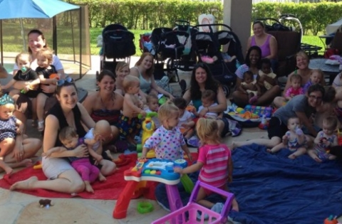 Backyard Playdate 2014