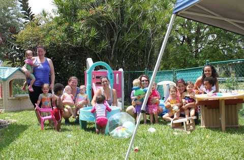 Waterpalooza Playdate 2014